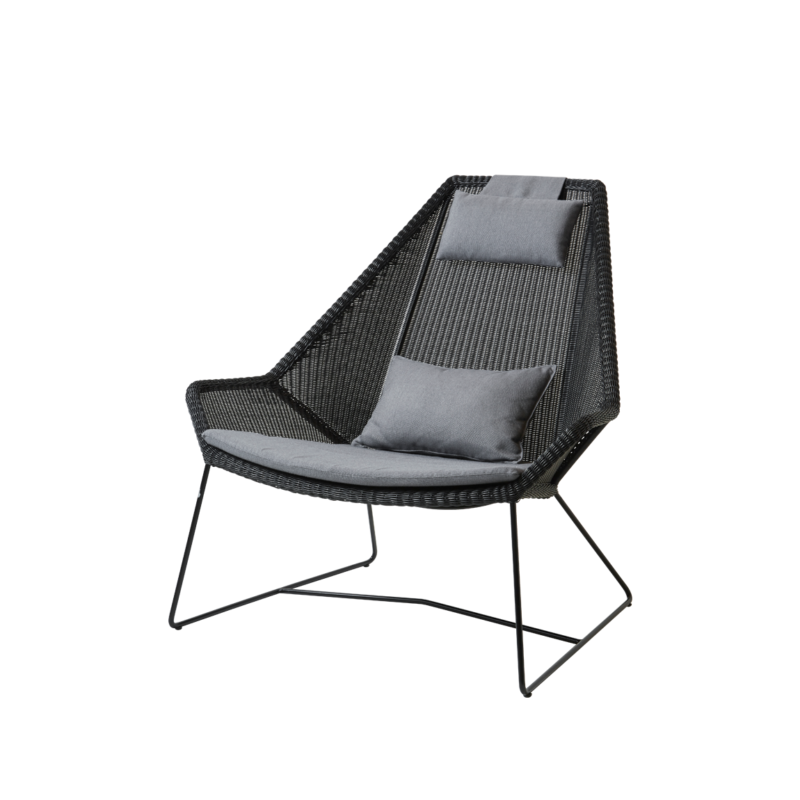 Breeze Highback chair by Cane-line