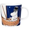 Arabia Moominpappa Mug Deep Blue