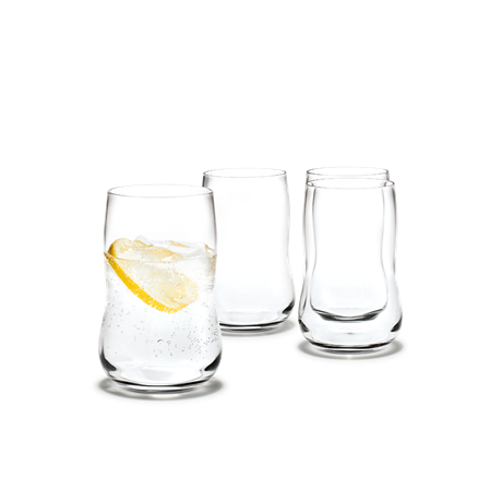 Holmegaard Water Glasses Set of 4