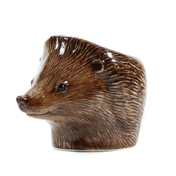 Quail Egg Cup Hedgehog