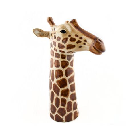 Quail Flower Vase Giraffe