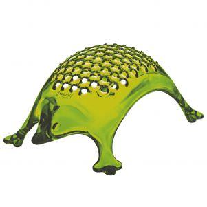 Koziol Kasimir hedgehog cheese grater - Green
