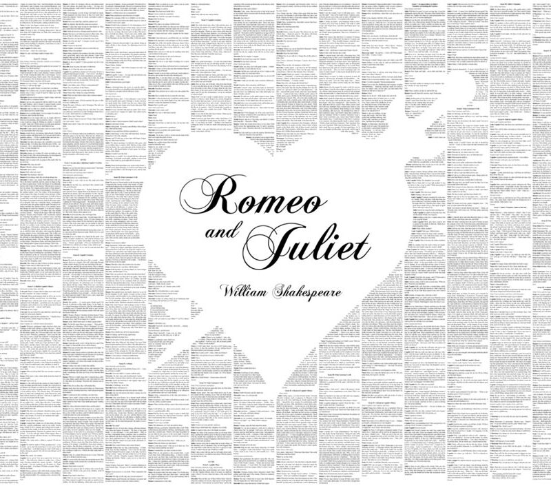 Romeo and Juliet Medium Poster