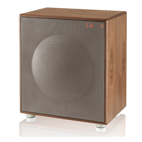 Model XL Wireless Walnut