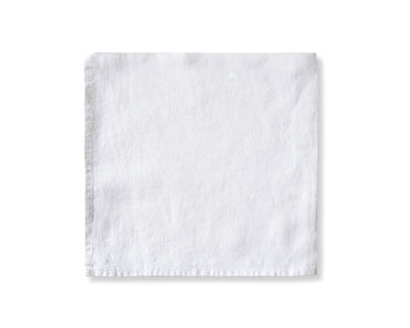Linen Works White Napkin
