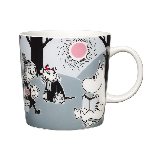 Arabia Moomin Adventure Move Mug