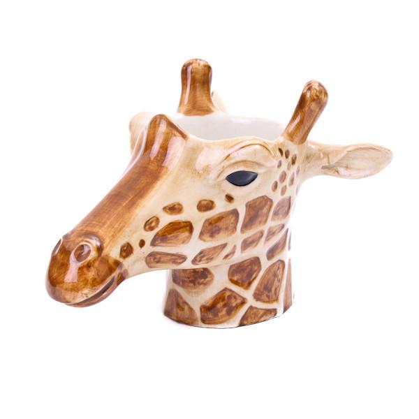 Quail Egg Cup Giraffe