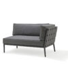 Conic 2 Seat Sofa - Left Module