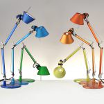 Artemide Tolomeo Micro Table Light