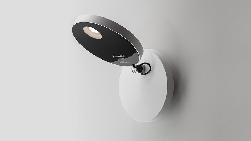 Artemide Demetra Wall Light