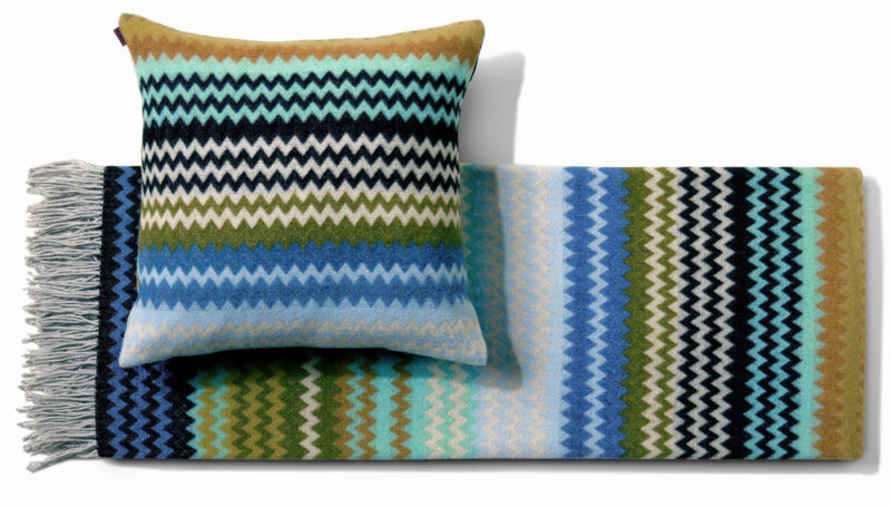 Missoni Cushions and Throws