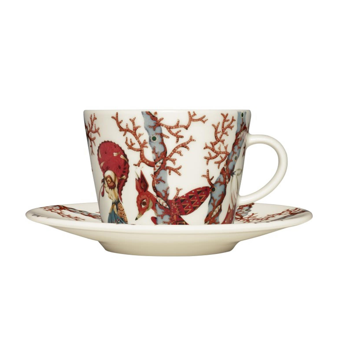 Iittala Tanssi Cup and Saucer