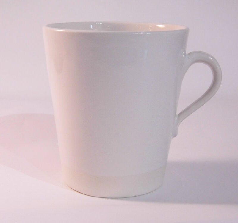 Eve Mug White Gloss