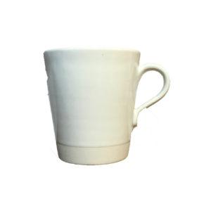 Eve Small Mug White Gloss