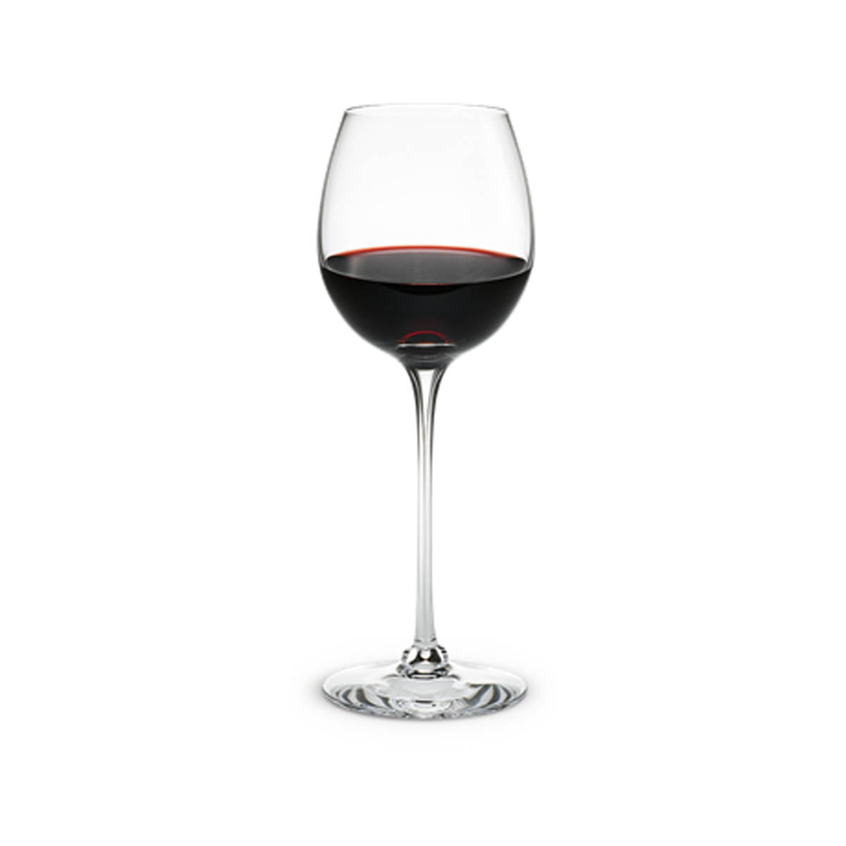 Holmegaard Fontaine Burgundy Wine Glass