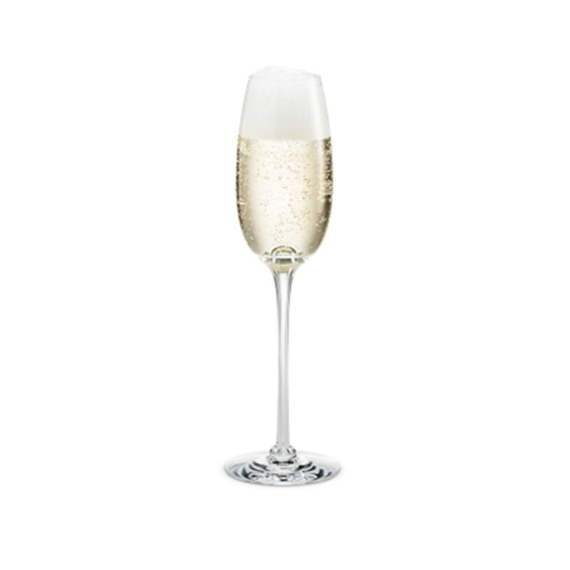 Holmegaard Fontaine Champagne Flute