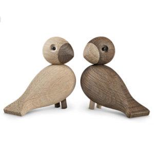 Kay Bojesen Lovebirds