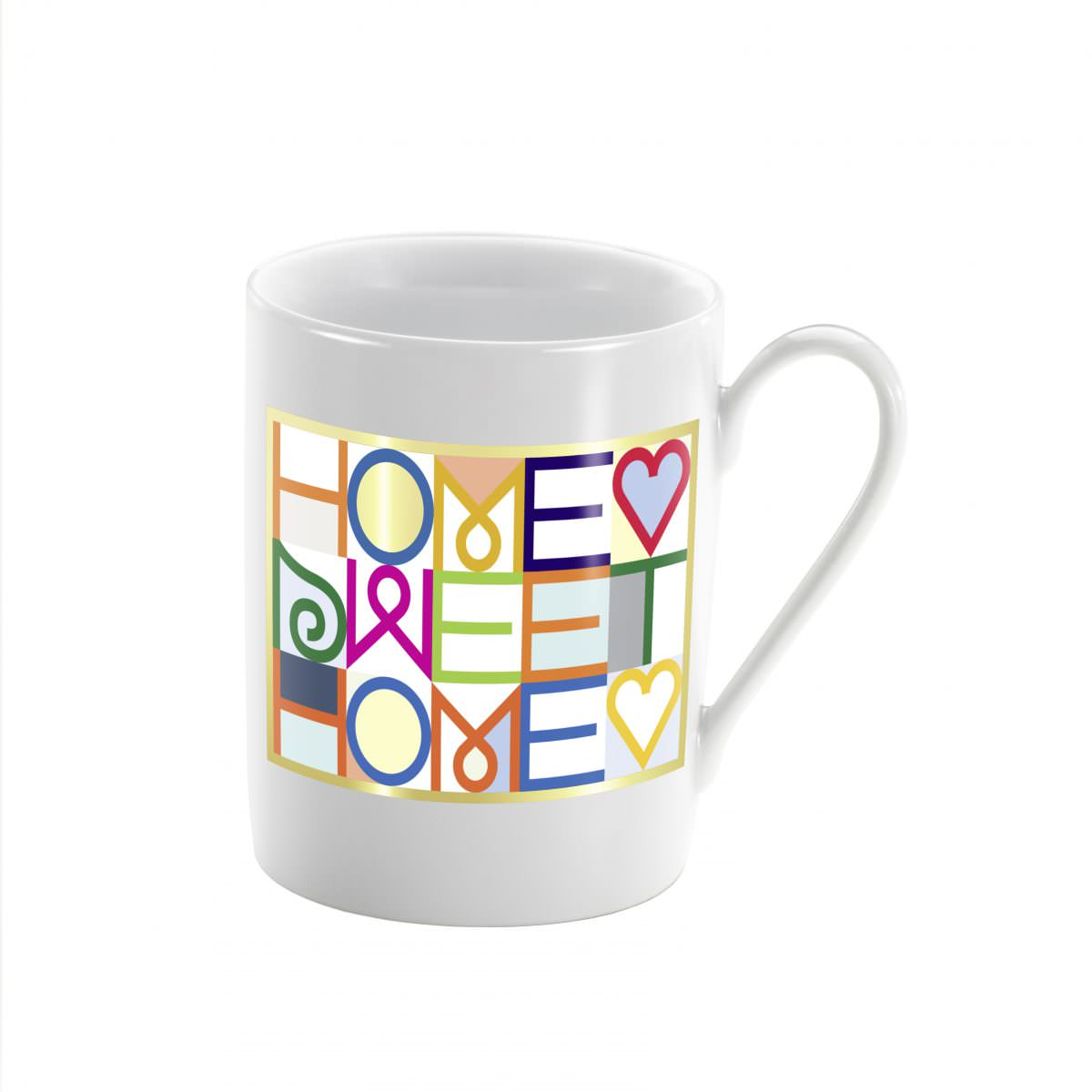 Home sweet home coffee mug design house norwich for Best coffee mugs for home